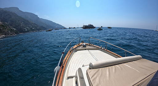 Crapolla Charter - Sunset Boat Tour from Positano (Private)