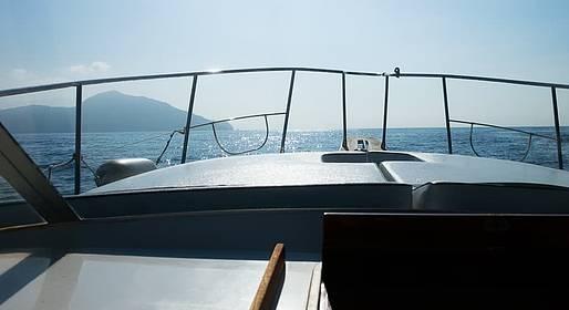 Le Arcate Boat - Giro dell'Isola con pranzo al ristorante per 2 persone