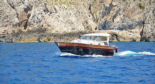 Capri Boat Service - Luxury Sunset Tour of Capri by Speedboat