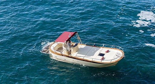 Grassi Junior Boats - Private Tour of Amalfi Coast from Positano or Amalfi