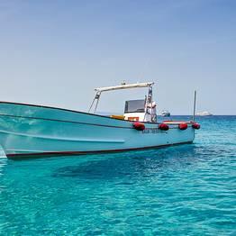 Bagni di Tiberio - Boat Transfer for a Seaside Dinner in Nerano