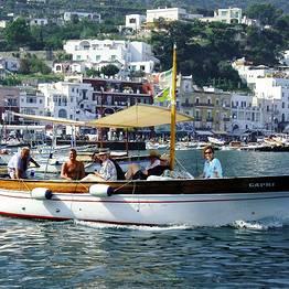 Capri Relax Boats - Gozzo Fratelli Aprea 7.80