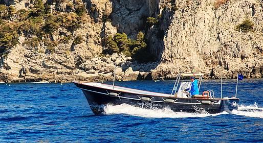 """Capri Relax Boats - Lancia """"Milano-Aprea"""" - 10 mt"""