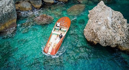 Ciro Capri Boats - O tour de Capri na lancha da Dolce Vita