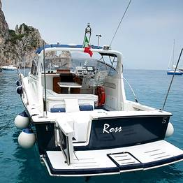 Ciro Capri Boats - Speedboat Tour of Capri