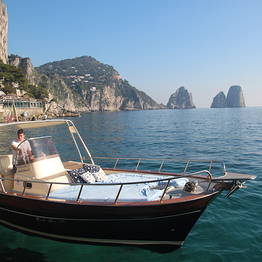 Capri Blue Boats - Full-Day Amalfi Coast Boat Tour by Gozzo
