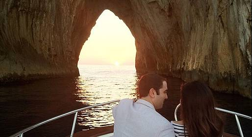 Gianni's Boat - Romantic sunset tour 2 hours
