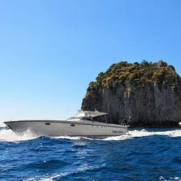 Capri Relax Boats - Capri and the Amalfi Coast by speedboat Itama 38