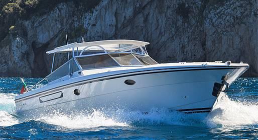 Capri Relax Boats - Capri e la Costiera Amalfitana in motoscafo Itama 38