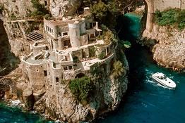Capri and the Amalfi Coast by Itama 38 Speedboat