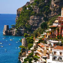 Capri Relax Boats - Capri and the Amalfi Coast by speedboat Itama 38
