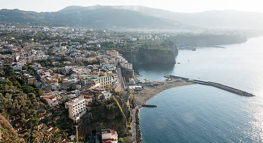Top Excursion Sorrento - Transfer: Civitavecchia Port to Sorrento and Vice Versa