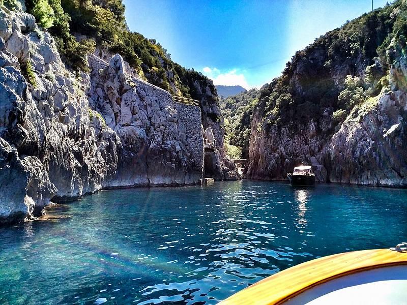 Capri Island Best Food