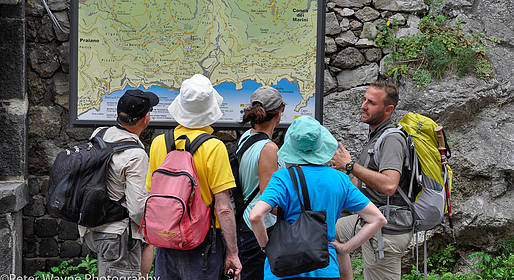 Cartotrekking - Private Nature Hiking Guide