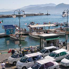 Capri 360 - Transfer Napoli-Capri, auto + aliscafo
