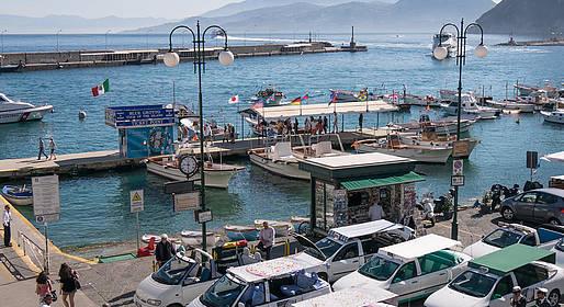 Capri Luxury Boats - Transfer Napoli-Capri, auto + aliscafo
