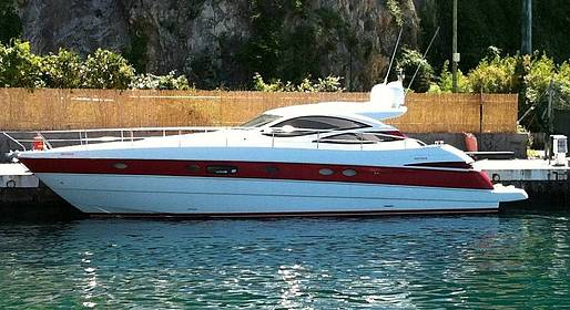 Capri Luxury Boats - Transfer in motoscafo Napoli-Capri