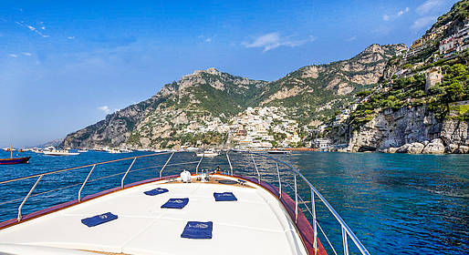 Lucibello  - Boat Tour of the Amalfi Coast - Gozzo