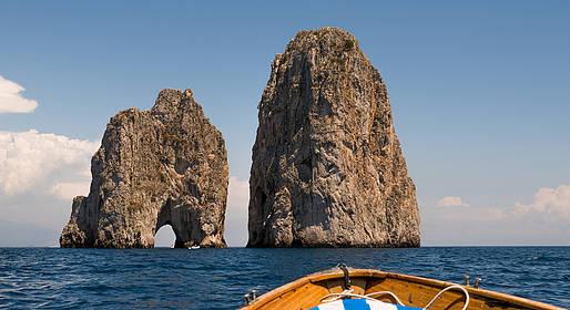 Lucibello  - Capri Boat Tour - Half Day - Gozzo