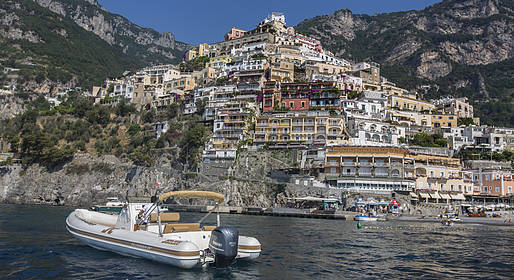 Lucibello  - Amalfi Coast Boat Tour - Full Day - Rubber