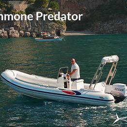 Tour della Costiera Amalfitana - 7 ore - Gommone