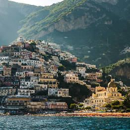Shared Amalfi Coast Boat Tour