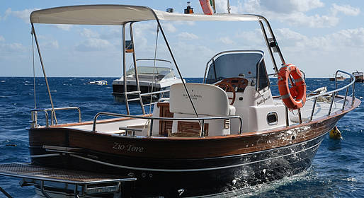 Plaghia Charter - Tour in barca luxury in Costiera Amalfitana - Aprea 32