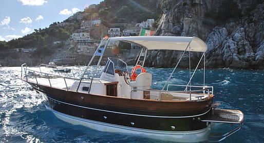 Plaghia Charter - Tour luxury della Costiera Amalfitana - Aprea 32