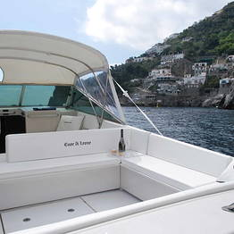 Tour in barca luxury a Capri con Itama 38