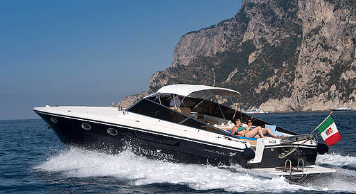 Priore Capri Boats Excursions - Tour of Capri and/or the Amalfi Coast from Sorrento