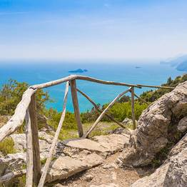 Guided Hike of the Path of the Gods from Sorrento