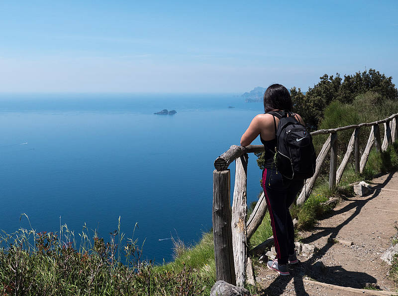 Guided Hike Of The Path Of The Gods From Sorrento From