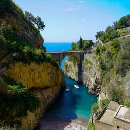 Travel Etc  - Small-group Bus Tour of the Amalfi Coast from Sorrento