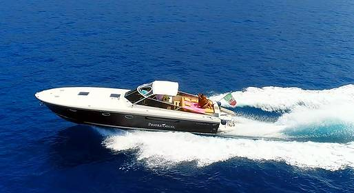 Priore Capri Boats Transfers - Deluxe Transfer from Sorrento to the Amalfi Coast