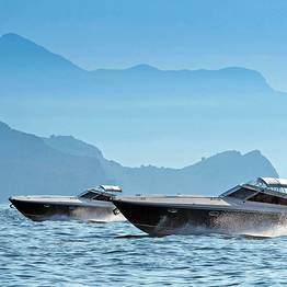 Priore Capri Boats Excursions - Deluxe Transfer from Sorrento to Positano or Amalfi