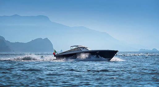 Priore Capri Boats Excursions - Deluxe Transfer: Sorrento-Naples/Ischia (or viceversa)