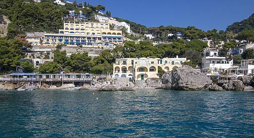 Travel Etc  - Boat Tour from Naples to Capri