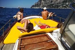 Escursione in Costiera Amalfitana in gozzo