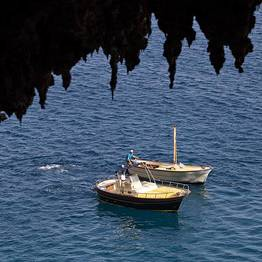 Small-Group Boat Tour of Capri (max: 12 passengers)