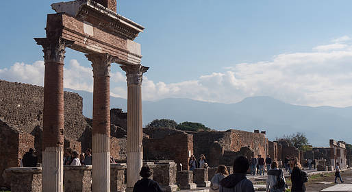 Sorrento Limo - Transfer Naples-Sorrento (or vice versa) + Pompeii Stop