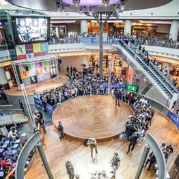All-Day Shopping Center Tour