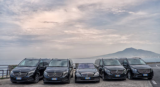 Joe Banana Limos - Tour & Transfer - One way Transfer Salerno to Sorrento or vice versa