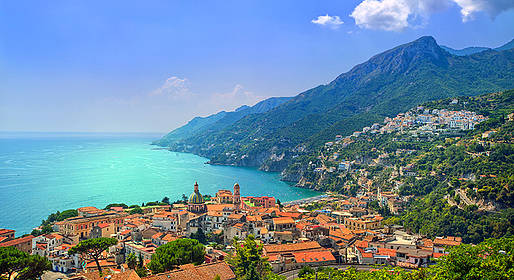 Joe Banana Limos - Tour & Transfer - Transfer from Salerno to Amalfi / Atrani or Viceversa
