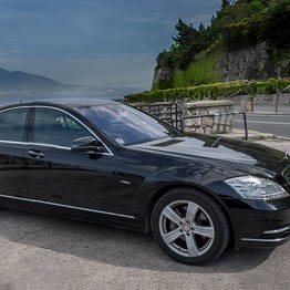 Private Transfer from Salerno to Ravello or Vice Versa