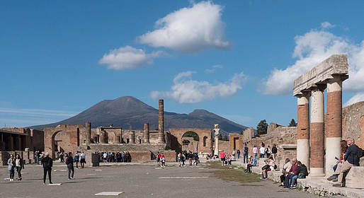 Top Excursion Sorrento - Rome to Sorrento Transfer + Pompeii or Herculaneum Stop