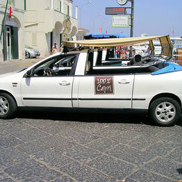 Capri Tour Information - Capri in Taxi - Visita guidata di Capri in taxi privato