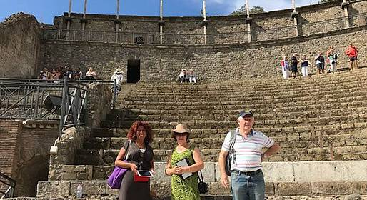 Capri Tour Information - Tour of Pompei with an Authorized Guide