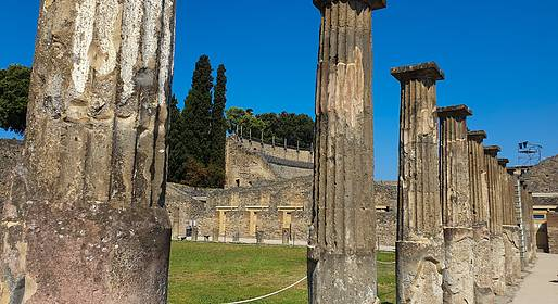 Travel Etc  - Pompeii Half-Day Tour from Sorrento with Tickets