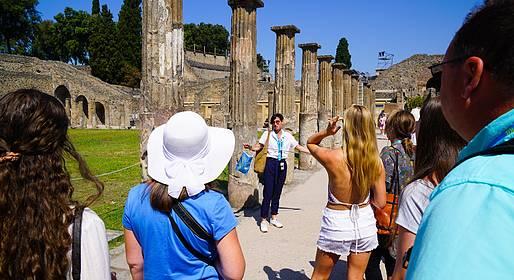 Travel Etc  - Skip-the-line Pompeii Half-Day Tour from Sorrento