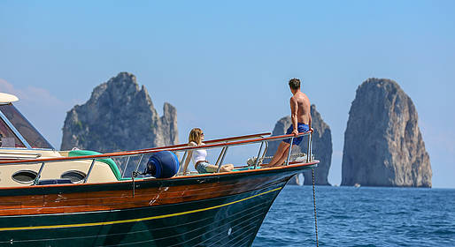 You Know! - Capri and Anacapri VIP Boat Tour from Sorrento